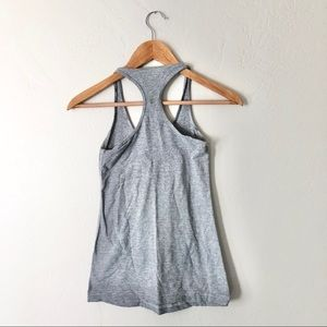 Lululemon Grey Heathered Tank